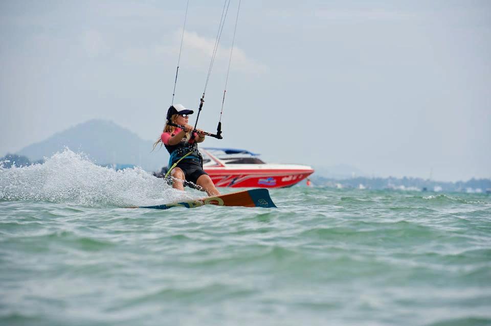 Кайтсерфинг в Тайланде, обучение и кайт туры