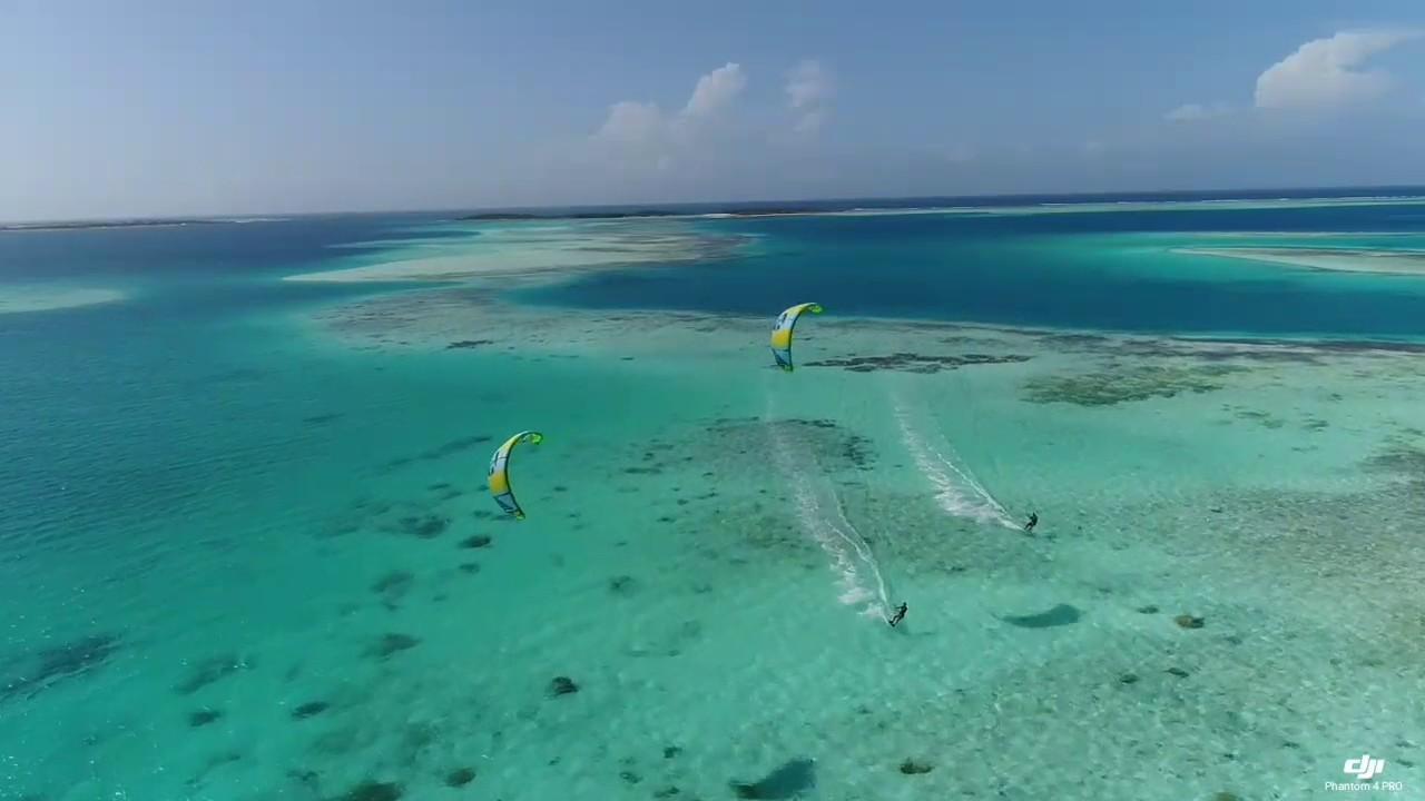 Кайтинг в Египте Kite Trips