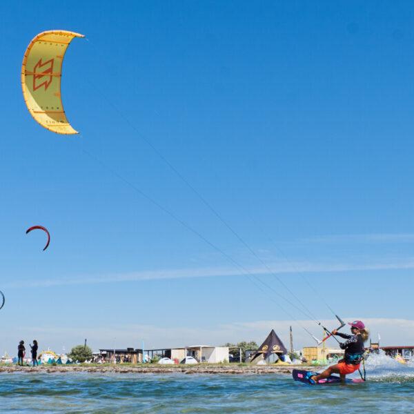 Кайтинг в Крыму Kite Trips